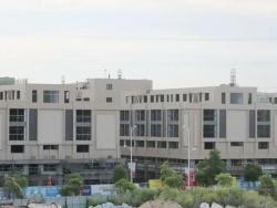七月工程播报:海峡国际五金城三期建筑主体部分落架,芳容初绽!