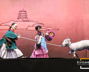 欢度周末,好戏邀您看!晋江布袋木偶戏22日来海峡国际五金机电城啦!
